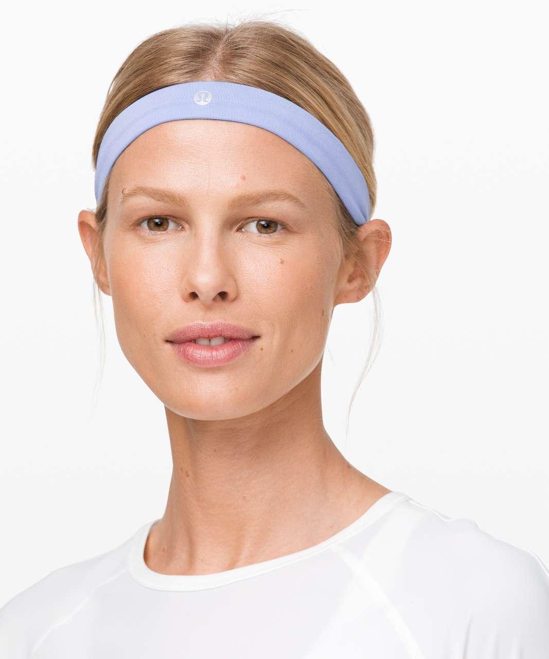 Lululemon Cardio Cross Trainer Headband - Violet Viola / Lavender Dusk