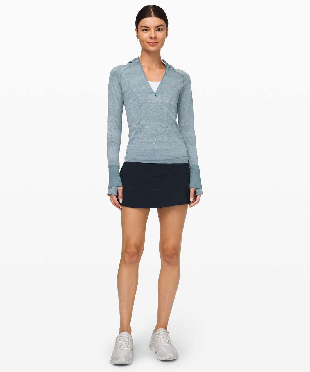 "Lululemon Pace Rival Skirt (Regular) *4-way Stretch 13"" - True Navy (First Release)"