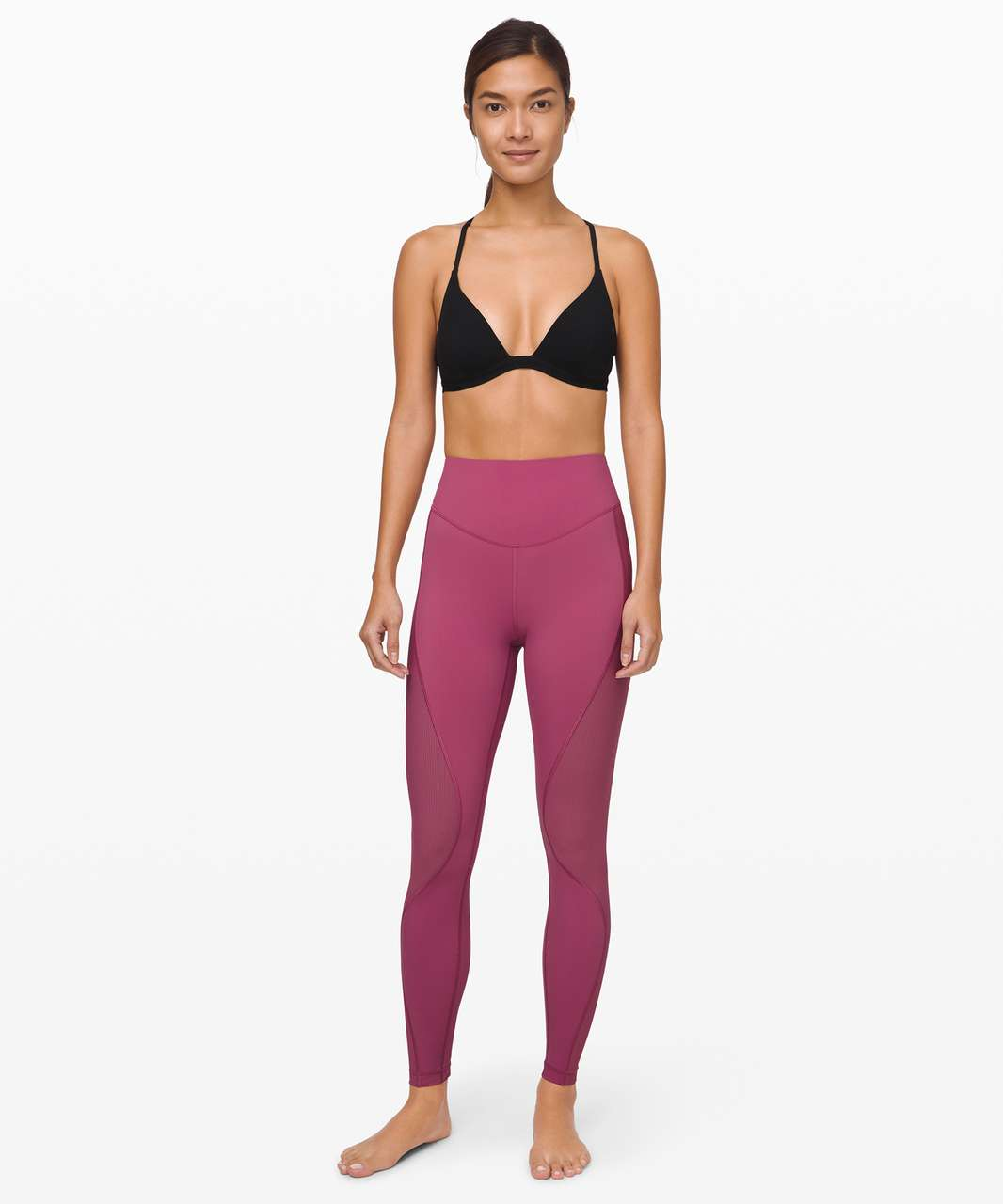 Lululemon Wade the Waters Paddle Tight - Moss Rose