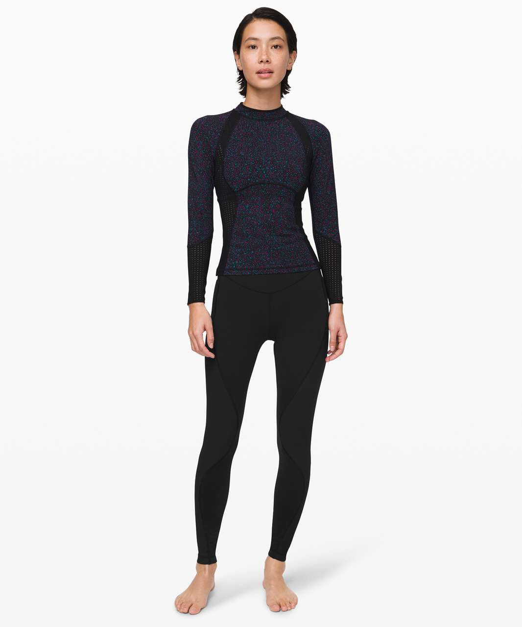 Lululemon Wade the Waters Paddle Tight - Black