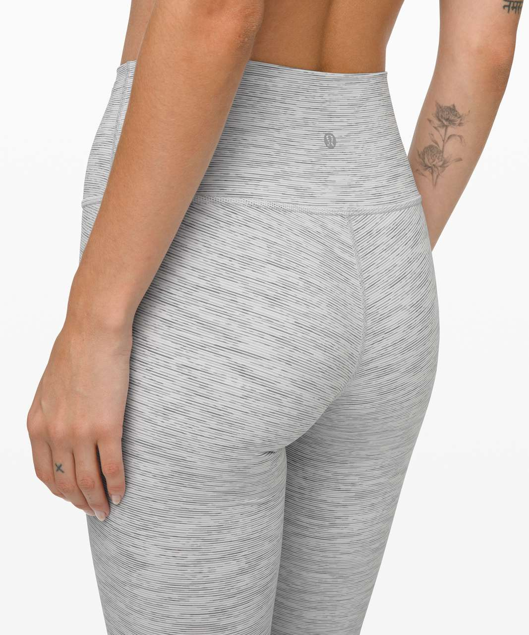 "Lululemon Wunder Under High-Rise Tight 28"" *Full-On Luxtreme - Wee Are From Space Nimbus Battleship"