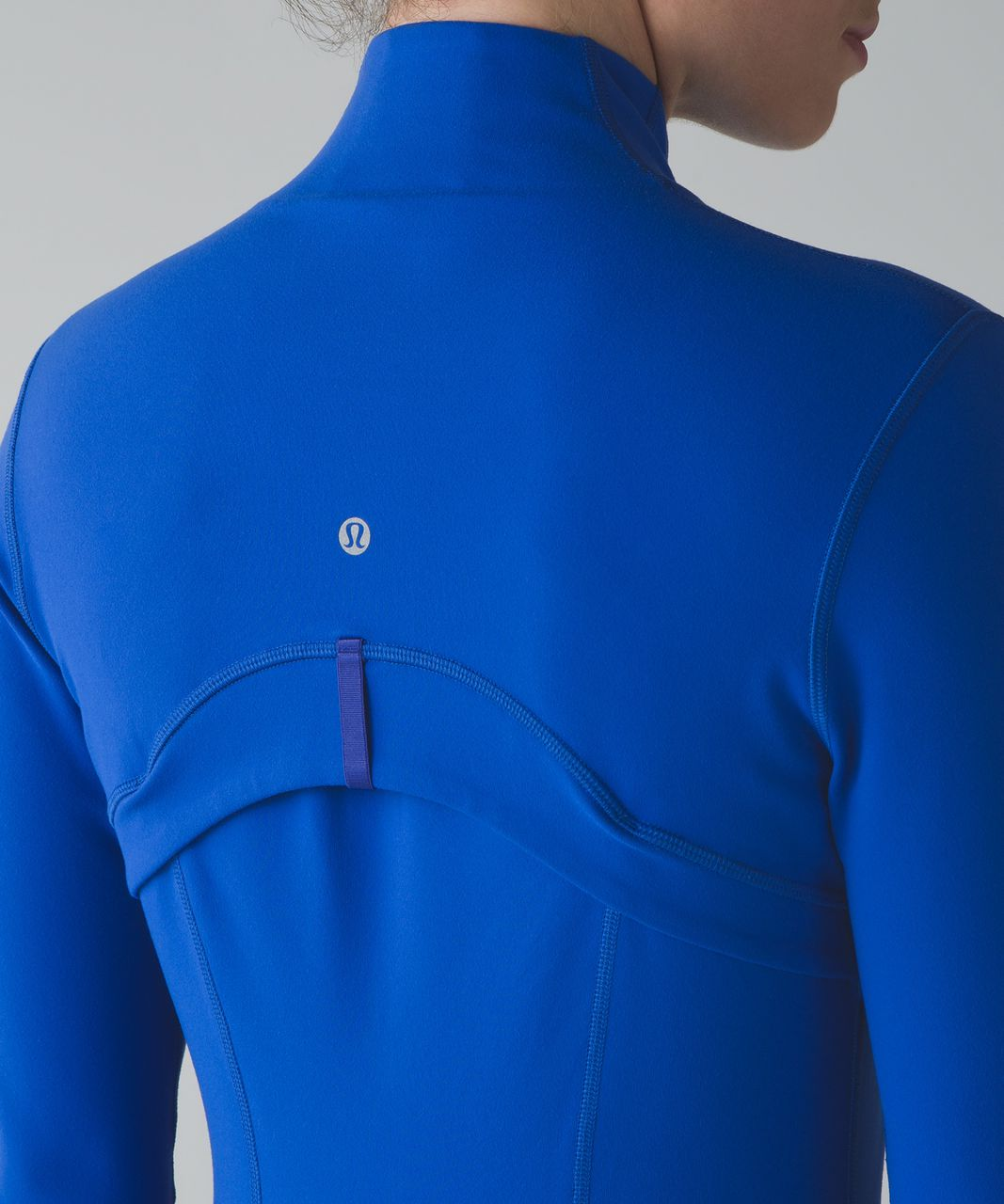Lululemon Define Jacket - Harbor Blue