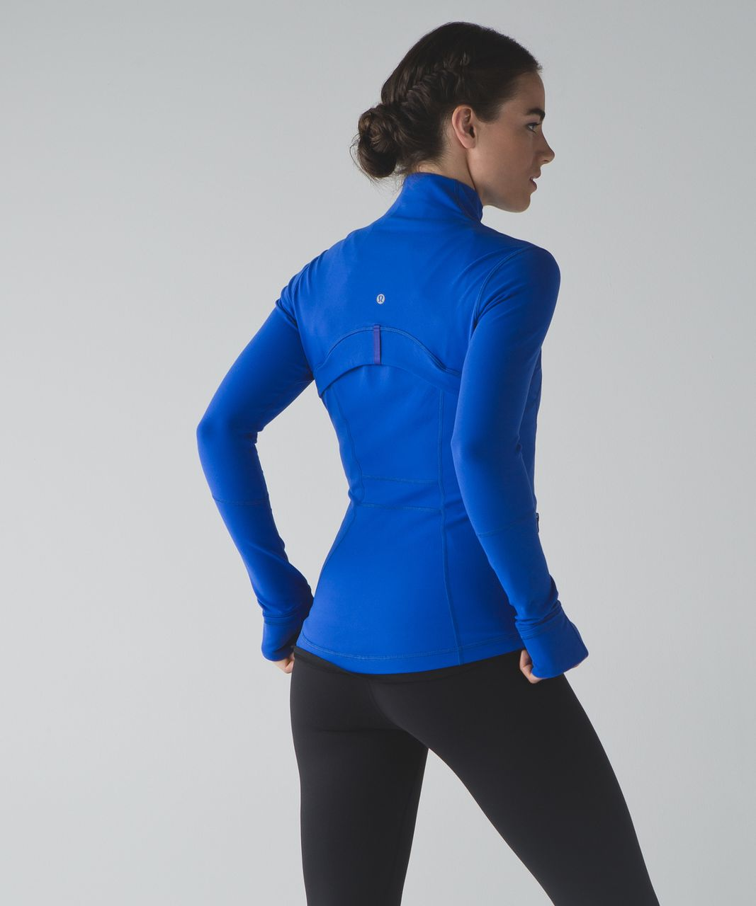 Lululemon Define Jacket - Harbor Blue