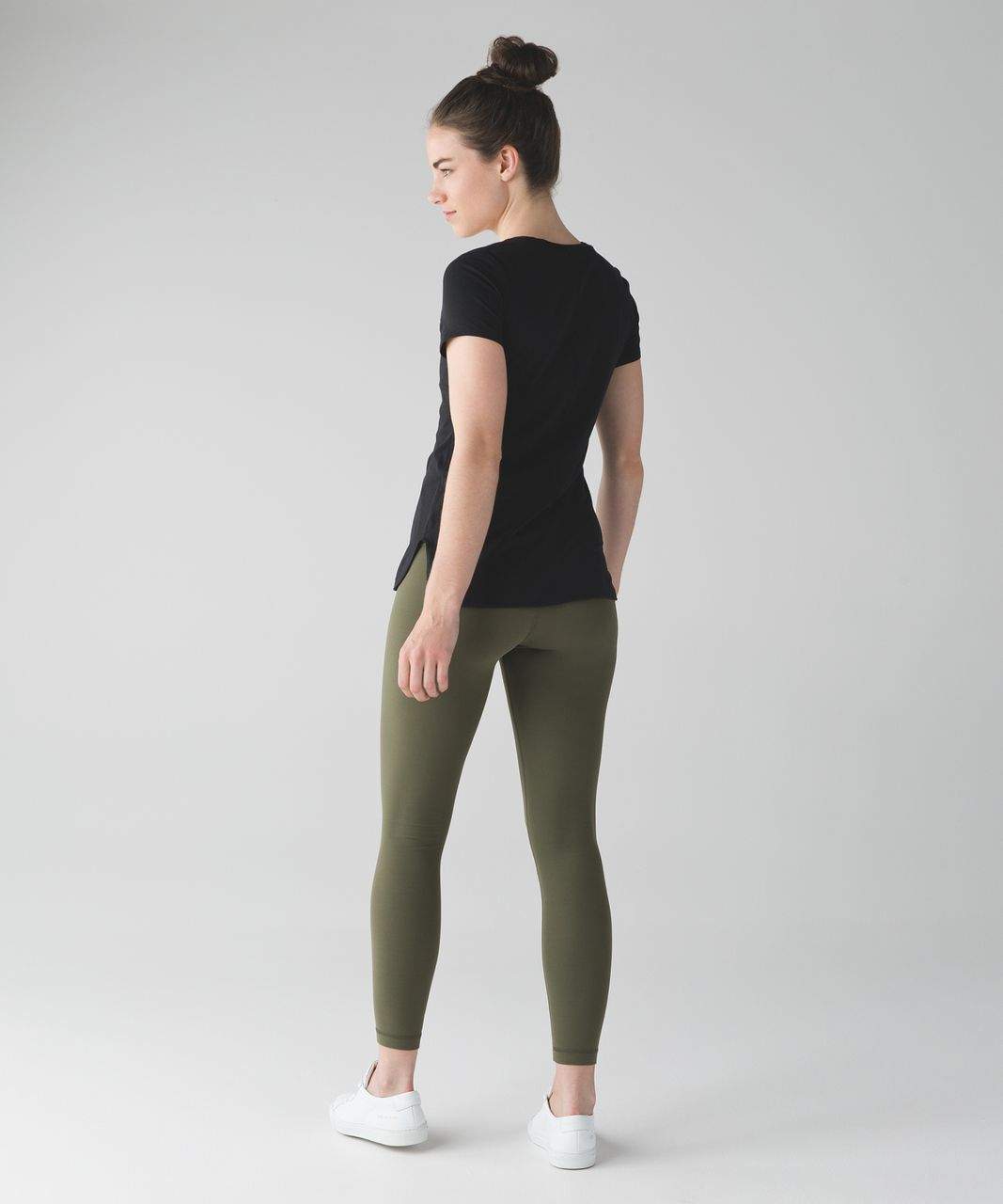 Lululemon Align Pant II - Fatigue Green