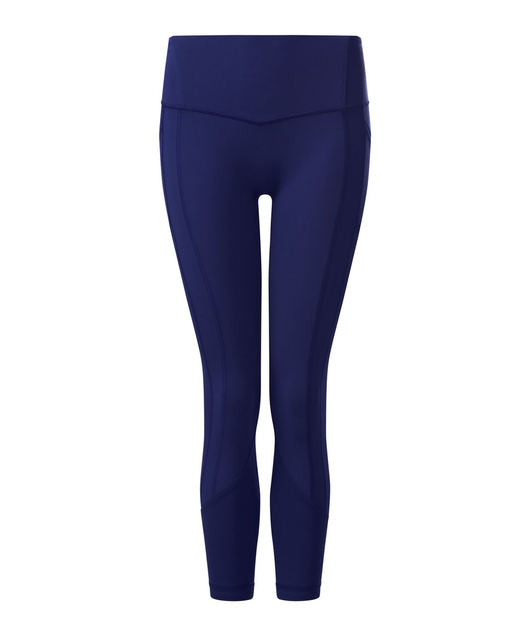 Lululemon All The Right Places Crop II - Hero Blue