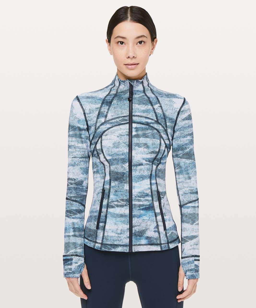 Lululemon Define Jacket *Luxtreme - Mesh Scape Multi