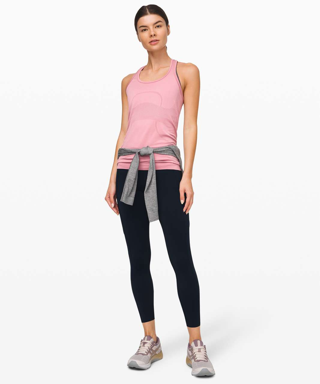 Lululemon Swiftly Tech Racerback - Pink Taupe / Pink Taupe