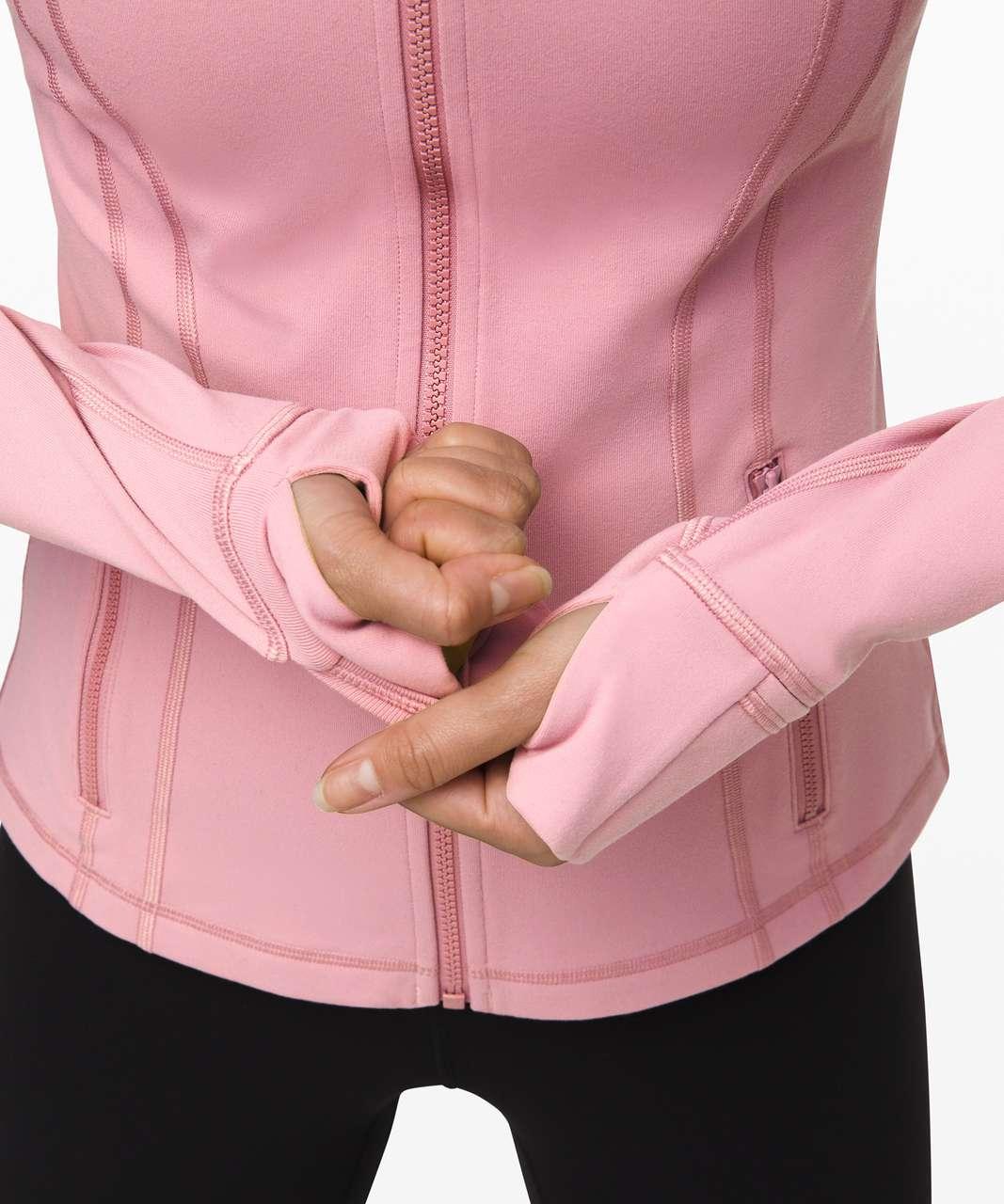 Lululemon Define Jacket - Pink Taupe