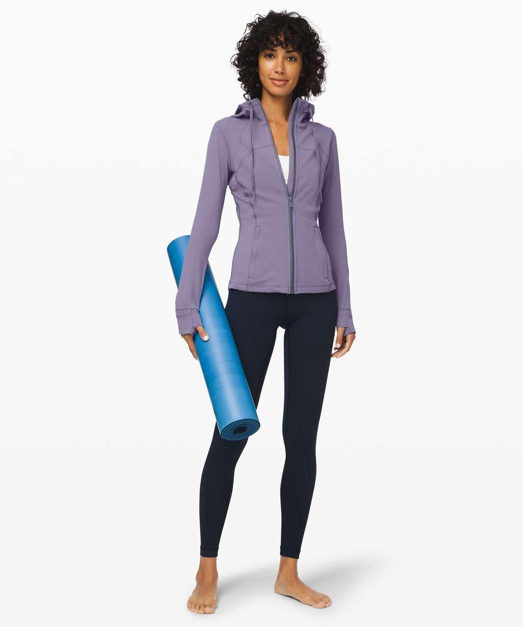 Lululemon Hooded Define Jacket *Nulu - Purple Quartz