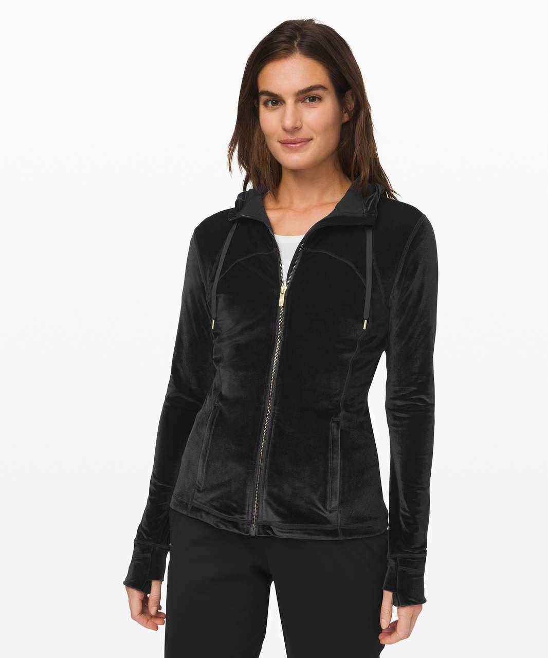 Lululemon Define Hooded Jacket *Velvet - Black