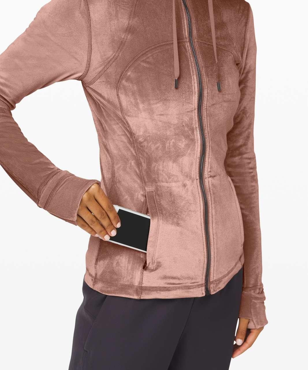 Lululemon Define Hooded Jacket *Velvet - Spanish Oak