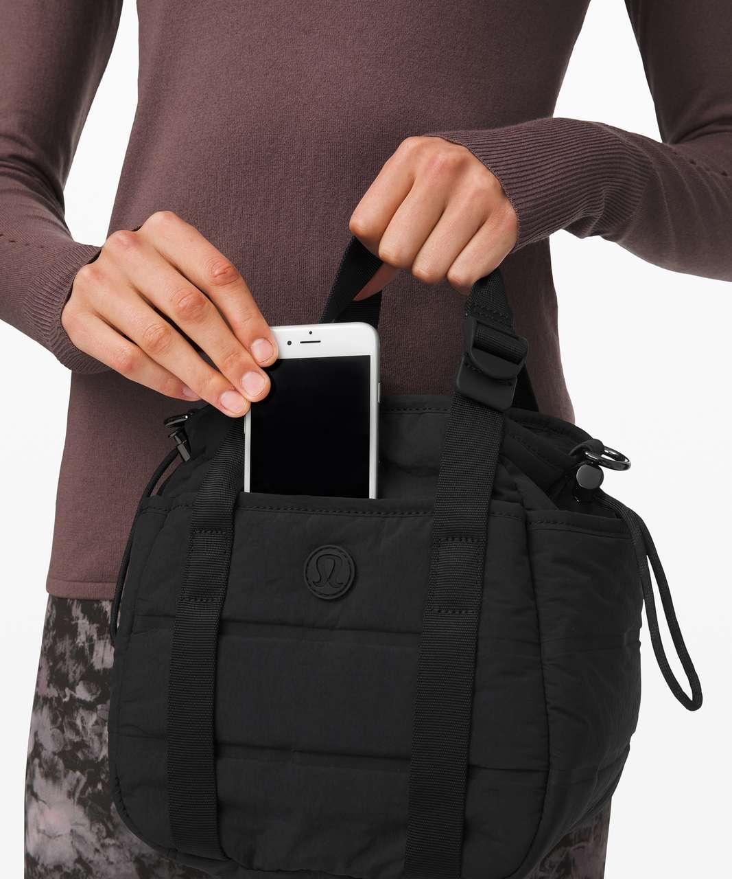 Lululemon Dash All Day Bucket Bag *6.5L - Black (First Release)