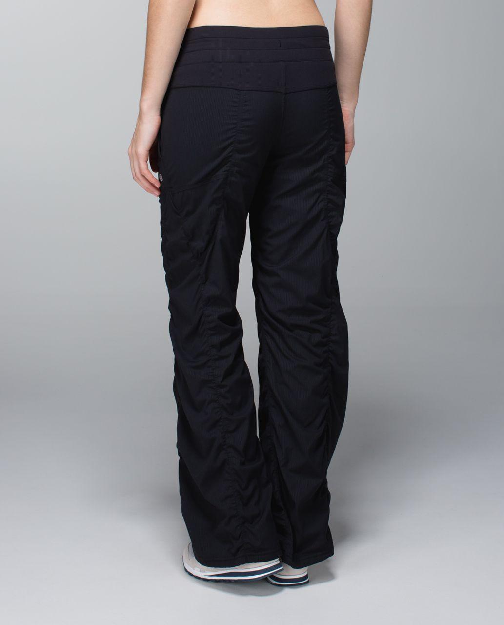 24067949e Lululemon Studio Pant II (Tall) (Lined) - Black - lulu fanatics