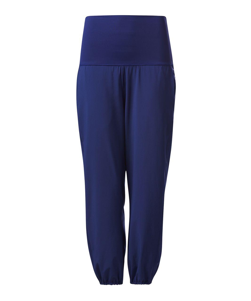 Lululemon Om Pant - Hero Blue