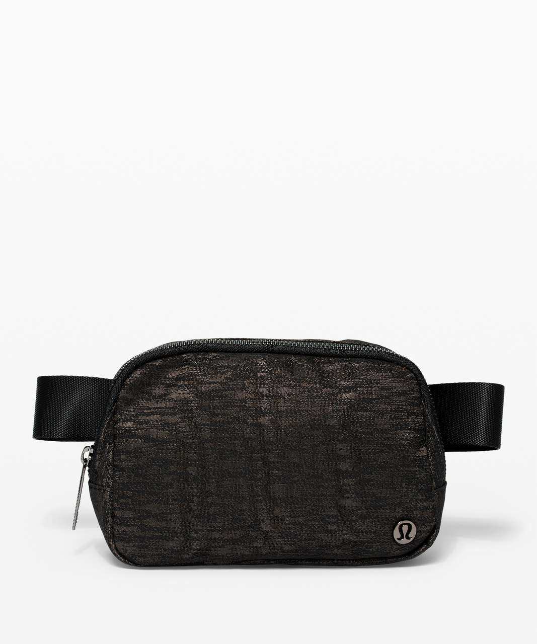 Lululemon Everywhere Belt Bag *1L - Aqueous Ikat Jacquard Black Highlander