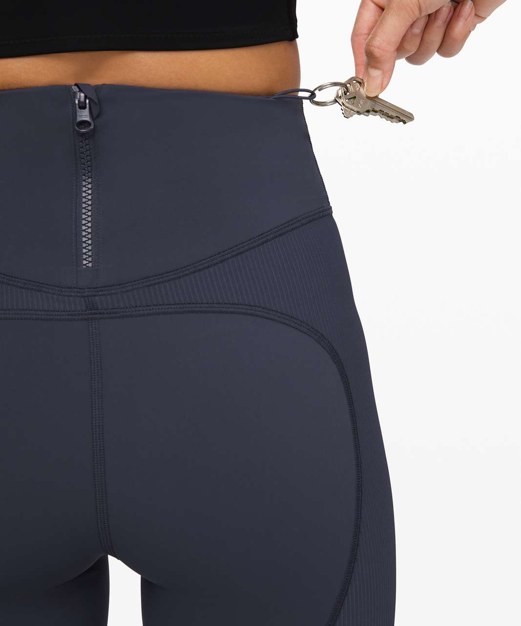 Lululemon Wade the Waters Paddle Tight - Stone Blue