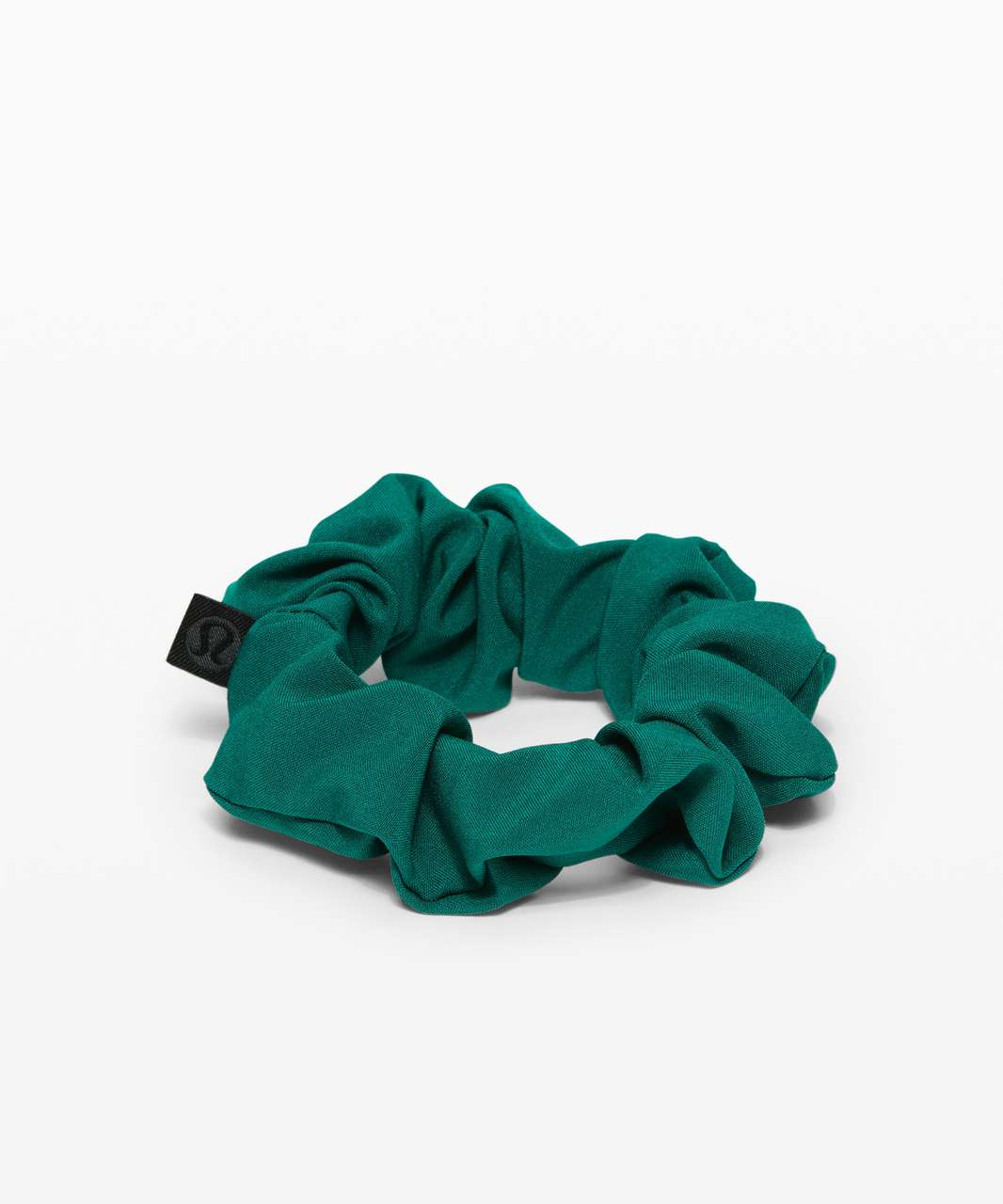 Lululemon Uplifting Scrunchie - Teal Green