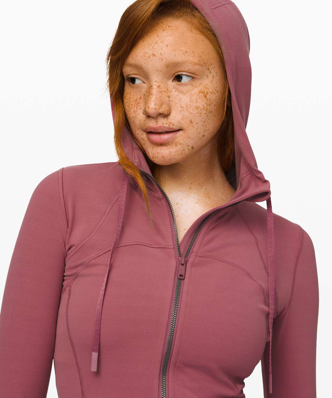 Lululemon Hooded Define Jacket *Nulu - Moss Rose