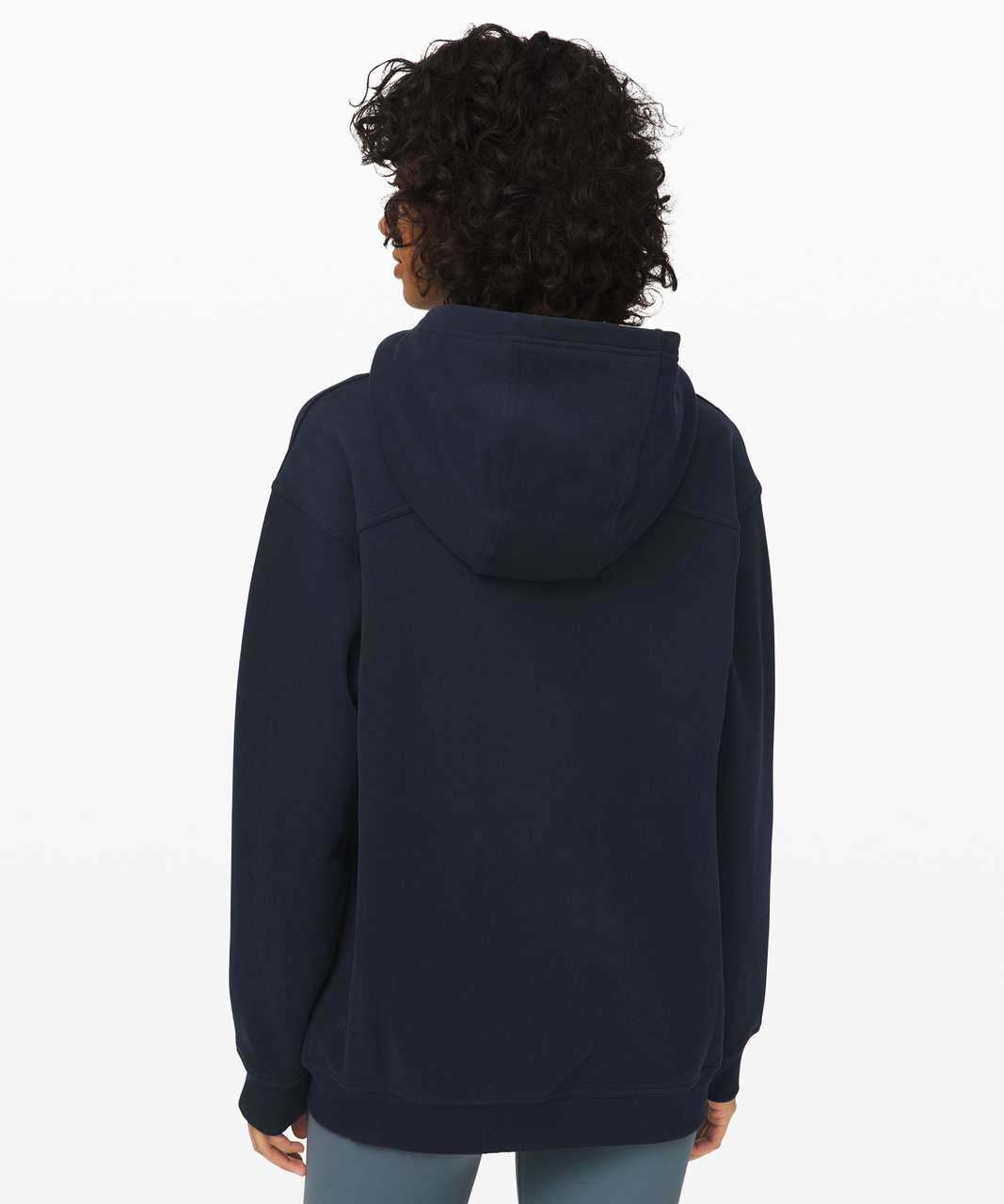 Lululemon All Yours Zip Hoodie - True Navy