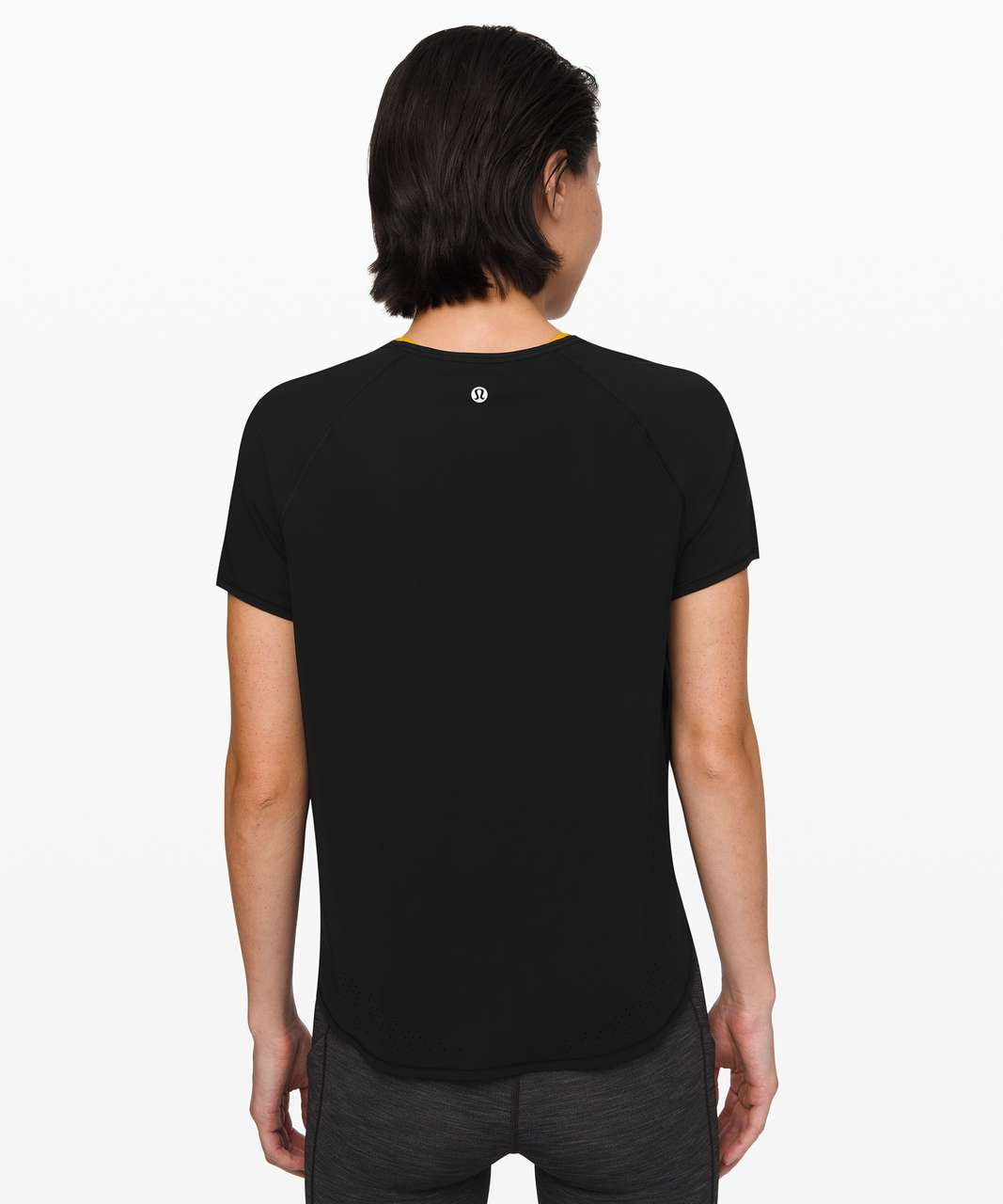 Lululemon Strong Rays Short Sleeve - Black