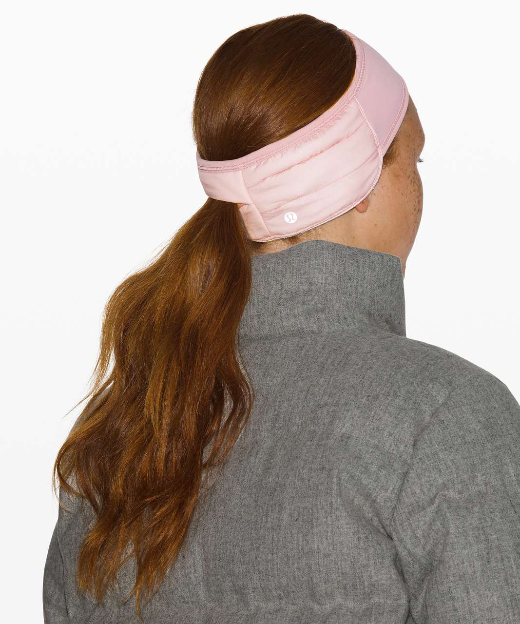 Lululemon Pinnacle Warmth Earwarmer - Porcelain Pink