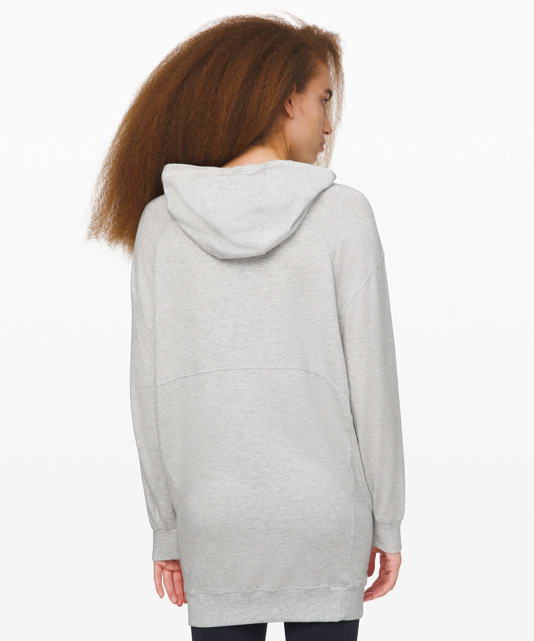 Lululemon Seek Stillness Hoodie - Heathered Core Ultra Light Grey