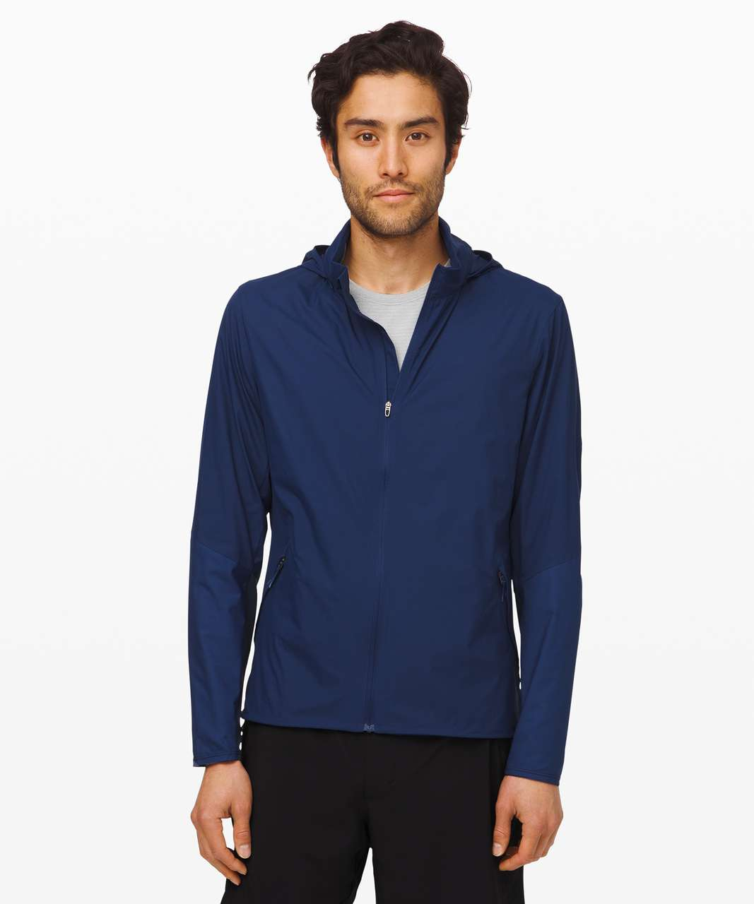 Lululemon Active Jacket - Midnight Shadow