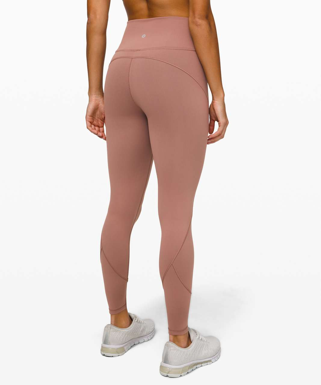 "Lululemon In Movement Tight 25"" *Everlux - Spanish Oak"