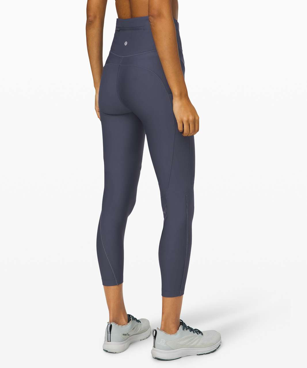 "Lululemon Flurry Up Super High-Rise Tight 28"" - Stone Blue"