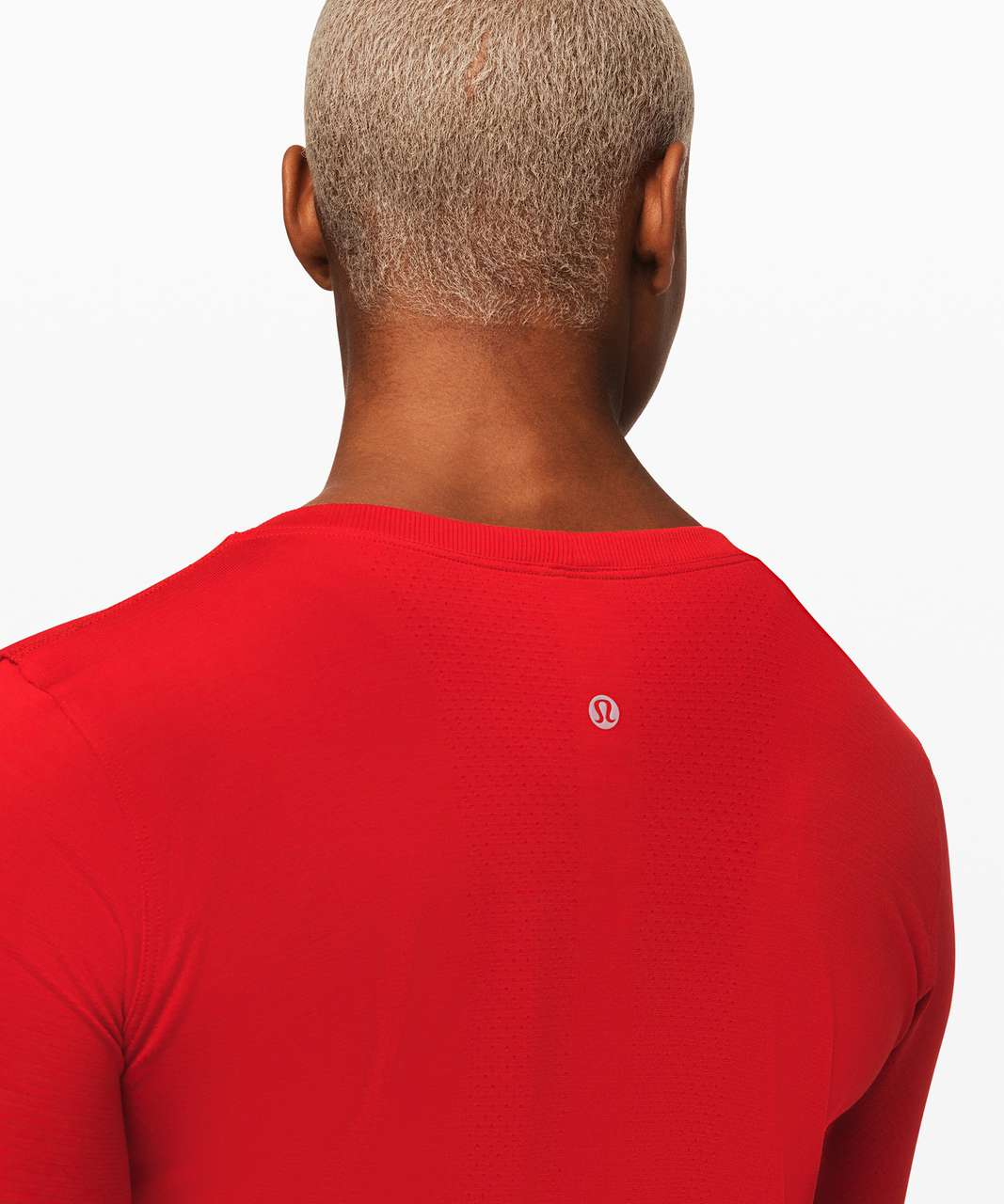 Lululemon Swiftly Relaxed Long Sleeve - Dark Red / Dark Red