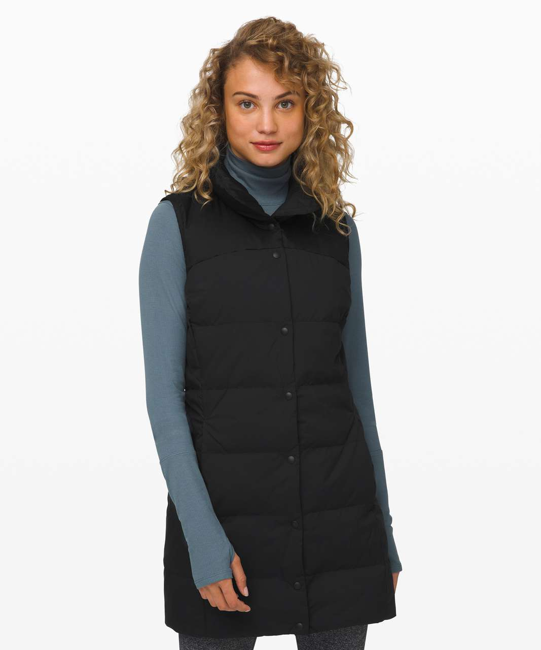 Lululemon Chill Days Vest - Black
