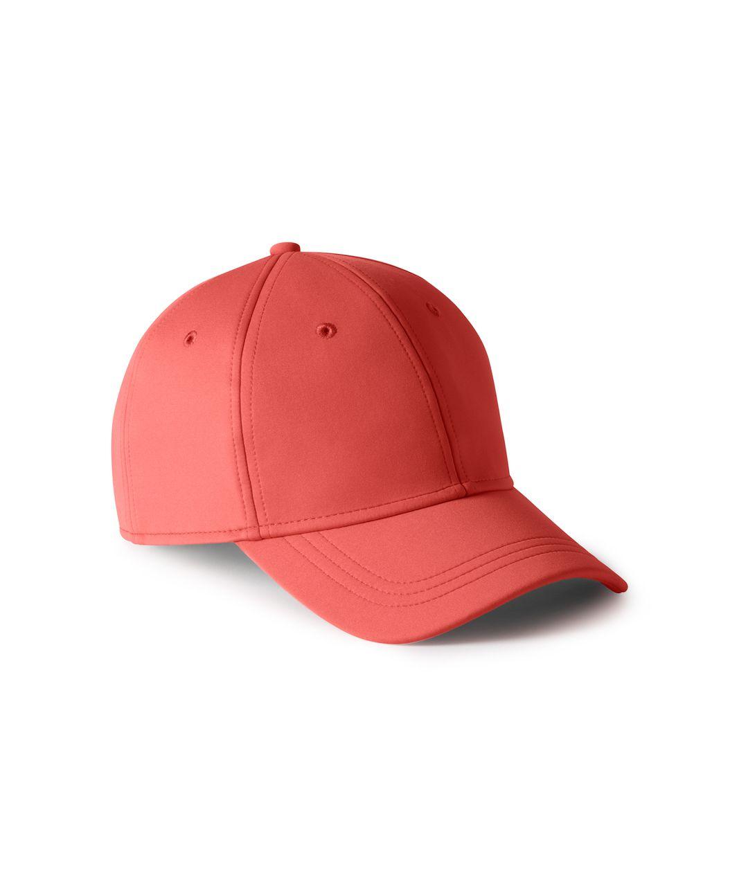 Lululemon Baller Hat - Cape Red