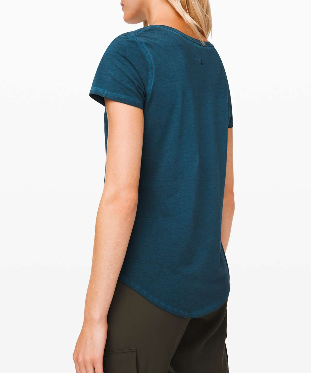 Lululemon Love Crew *Fade - Washed Night Diver