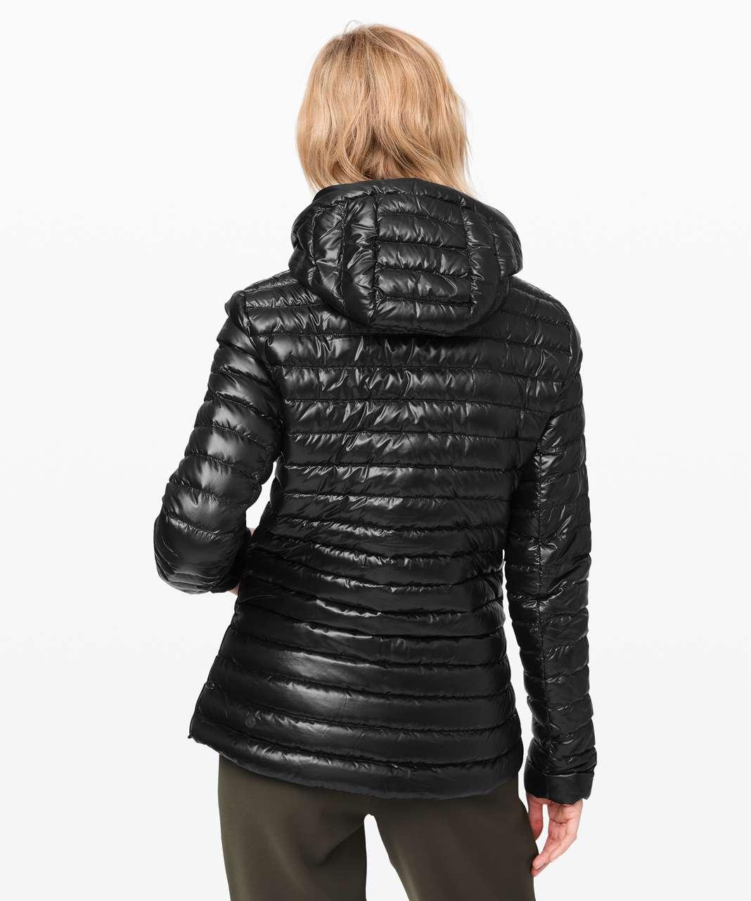 Lululemon Pack It Down Jacket *Shine - Black