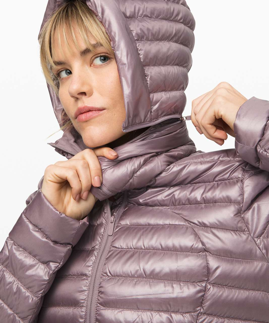 Lululemon Pack It Down Jacket *Shine - Lunar Rock