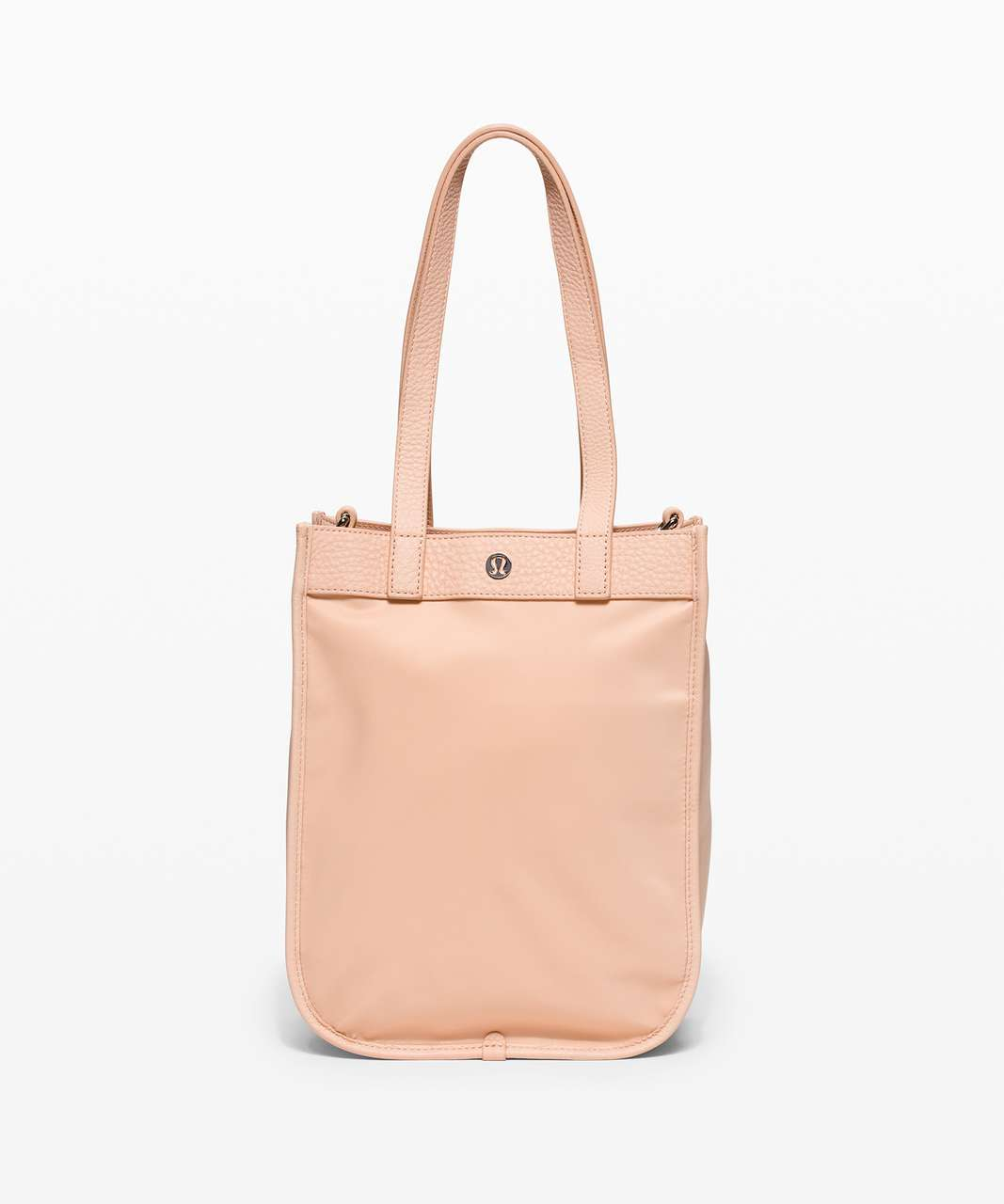 Lululemon Now And Always Tote Mini 8L - Misty Shell / Soft Sand