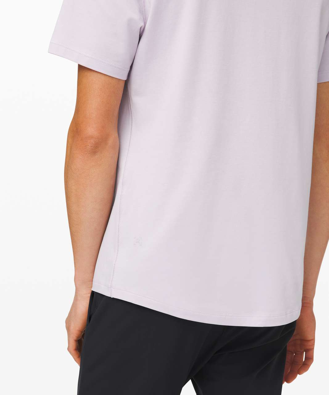Lululemon 5 Year Basic Tee - Faint Lavender