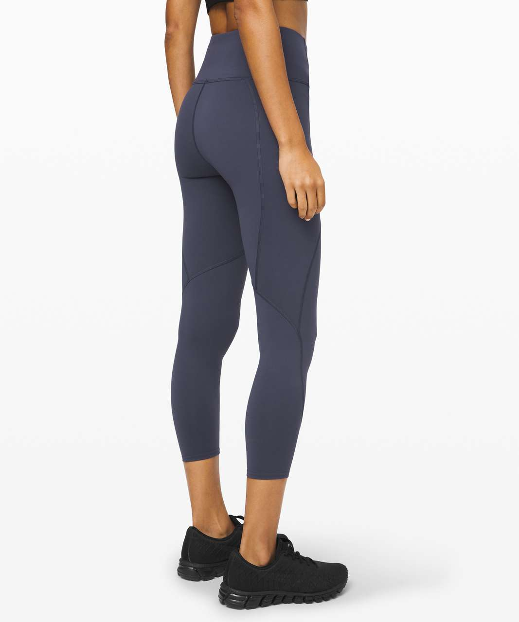 "Lululemon To The Beat Tight 24"" *Everlux - Stone Blue"