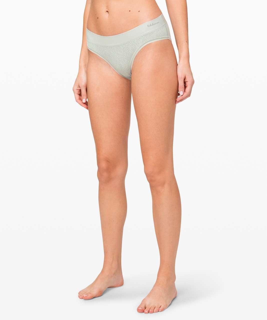 Lululemon Mula Bandhawear Bikini *Lace - Jade Grey