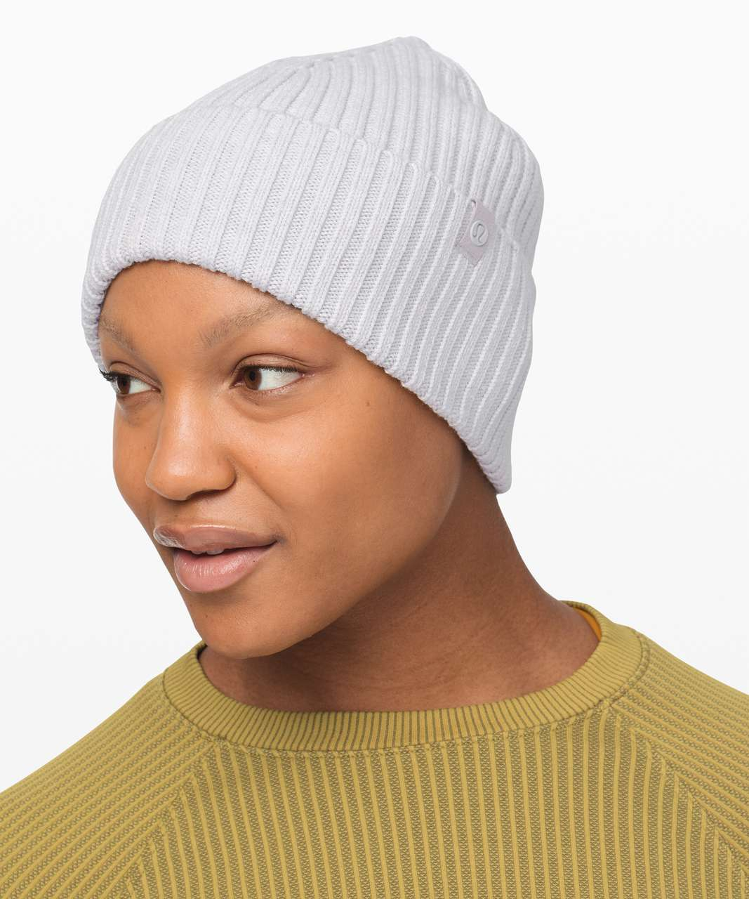 Lululemon On Top of It Beanie - Heathered Core Ultra Light Grey