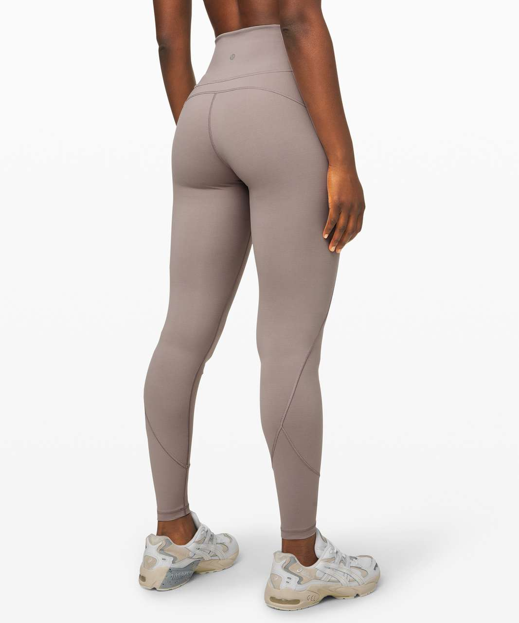 "Lululemon In Movement Tight 28"" *Everlux - Dark Chrome"