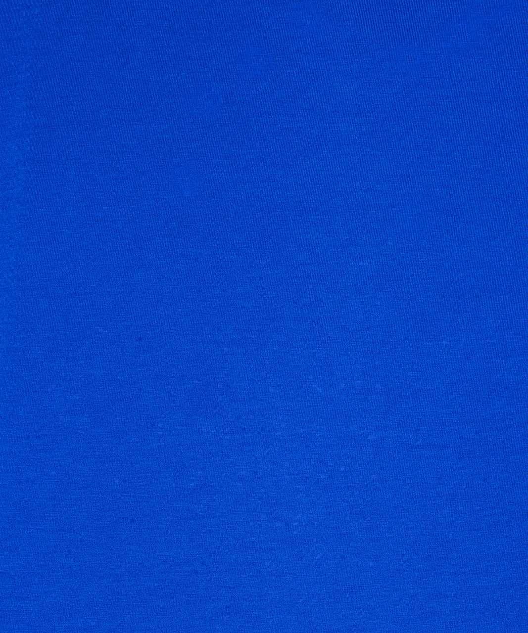 Lululemon Love Tee V - Cerulean Blue