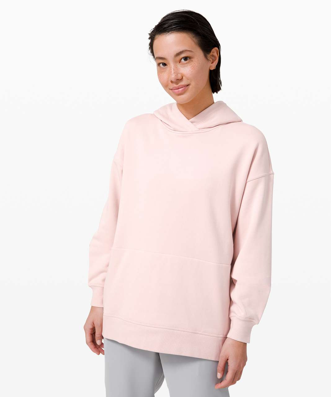 Lululemon Perfectly Oversized Hoodie - Pink Bliss