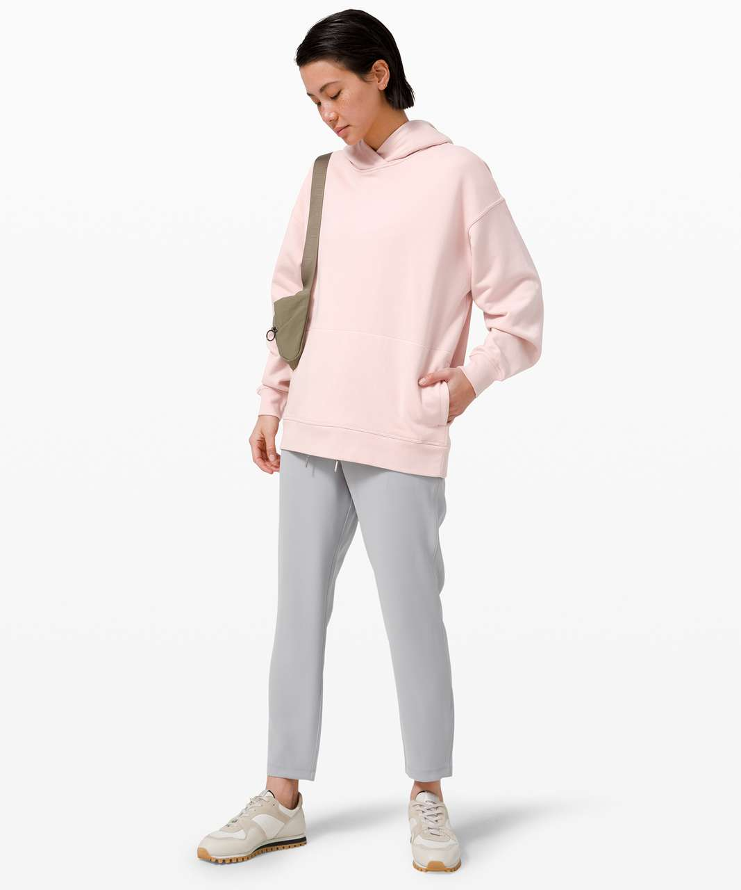 Lululemon Perfectly Oversized Hoodie - Pink Bliss