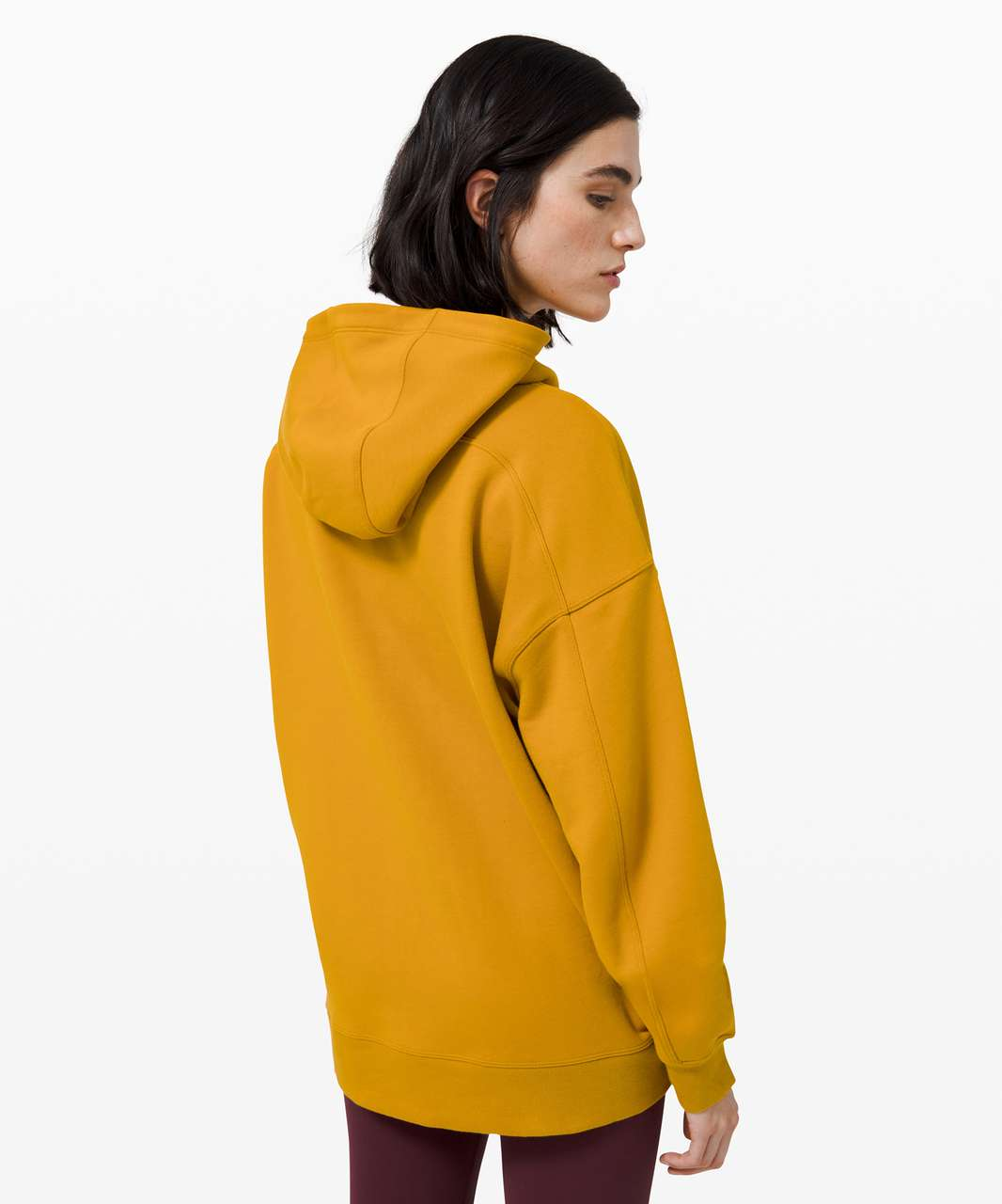 Lululemon Perfectly Oversized Hoodie - Fools Gold