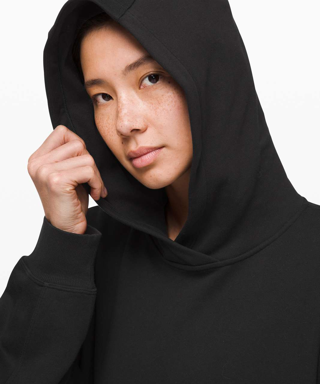 Lululemon Perfectly Oversized Hoodie - Black (First Release)