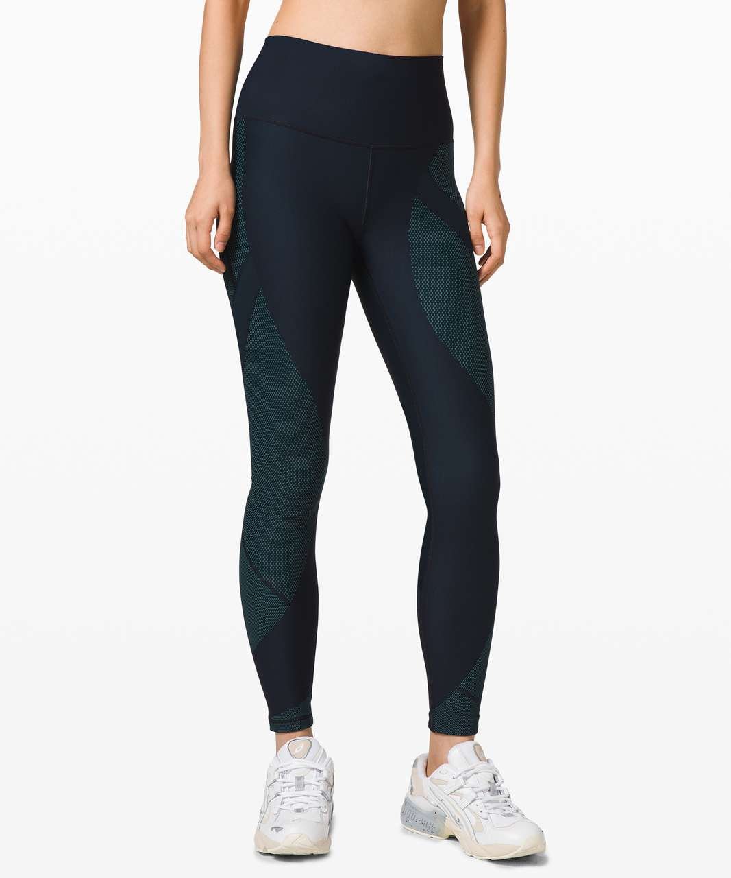 Lululemon My Element Tight *lululemon x Roksanda - True Navy / Arctic Teal