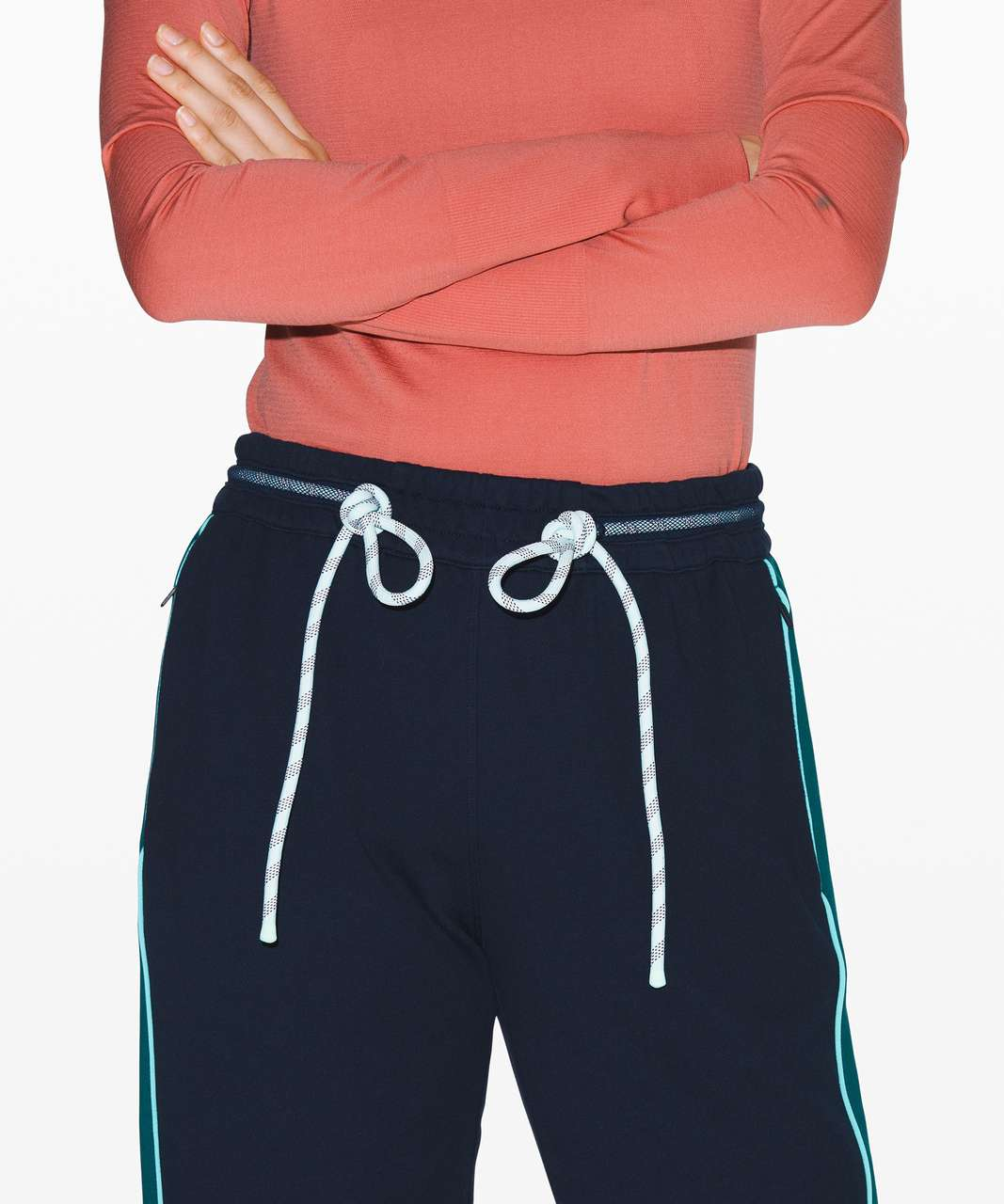 Lululemon Face Forward Jogger *lululemon x Roksanda - True Navy / Emerald / Arctic Teal