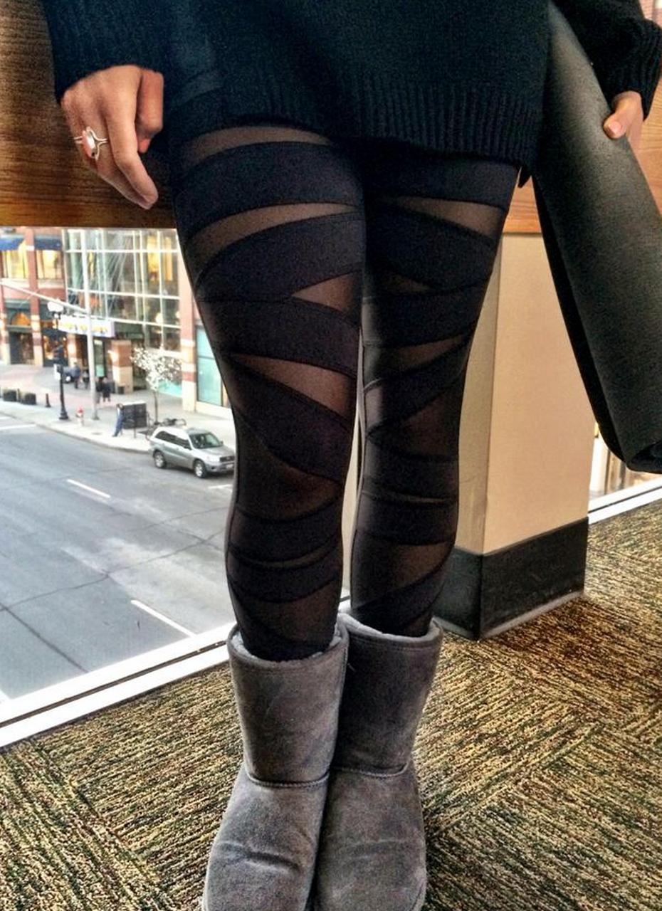 Lululemon High Times Pant *Full-On Luon - Black /  Black