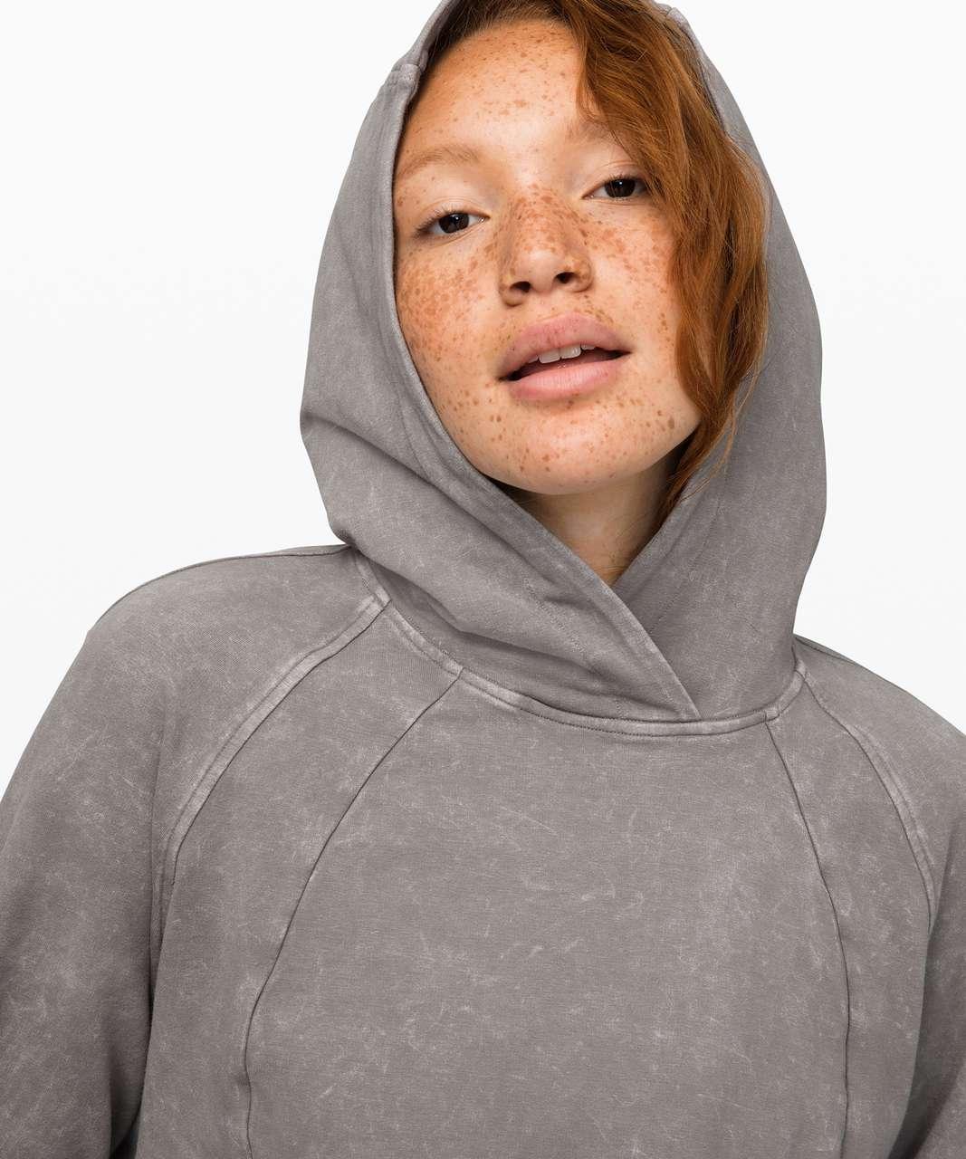 Lululemon Scuba Pullover *Wash - Washed Dark Chrome